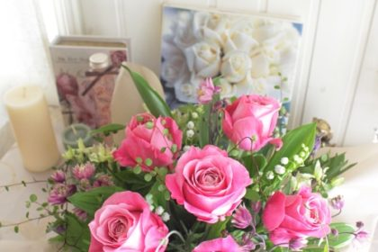 母の日・フラワーギフト・お祝い花・プレゼント